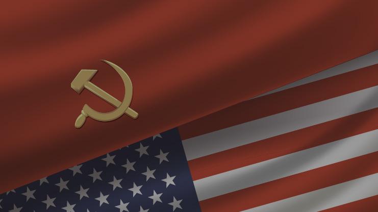 Guerra Fría: se cierne sobre el mundo un telón de acero