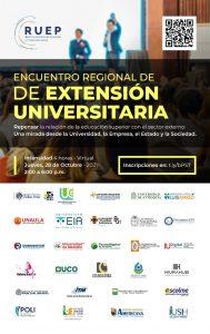 Invitación Encuentro Regional RUEP