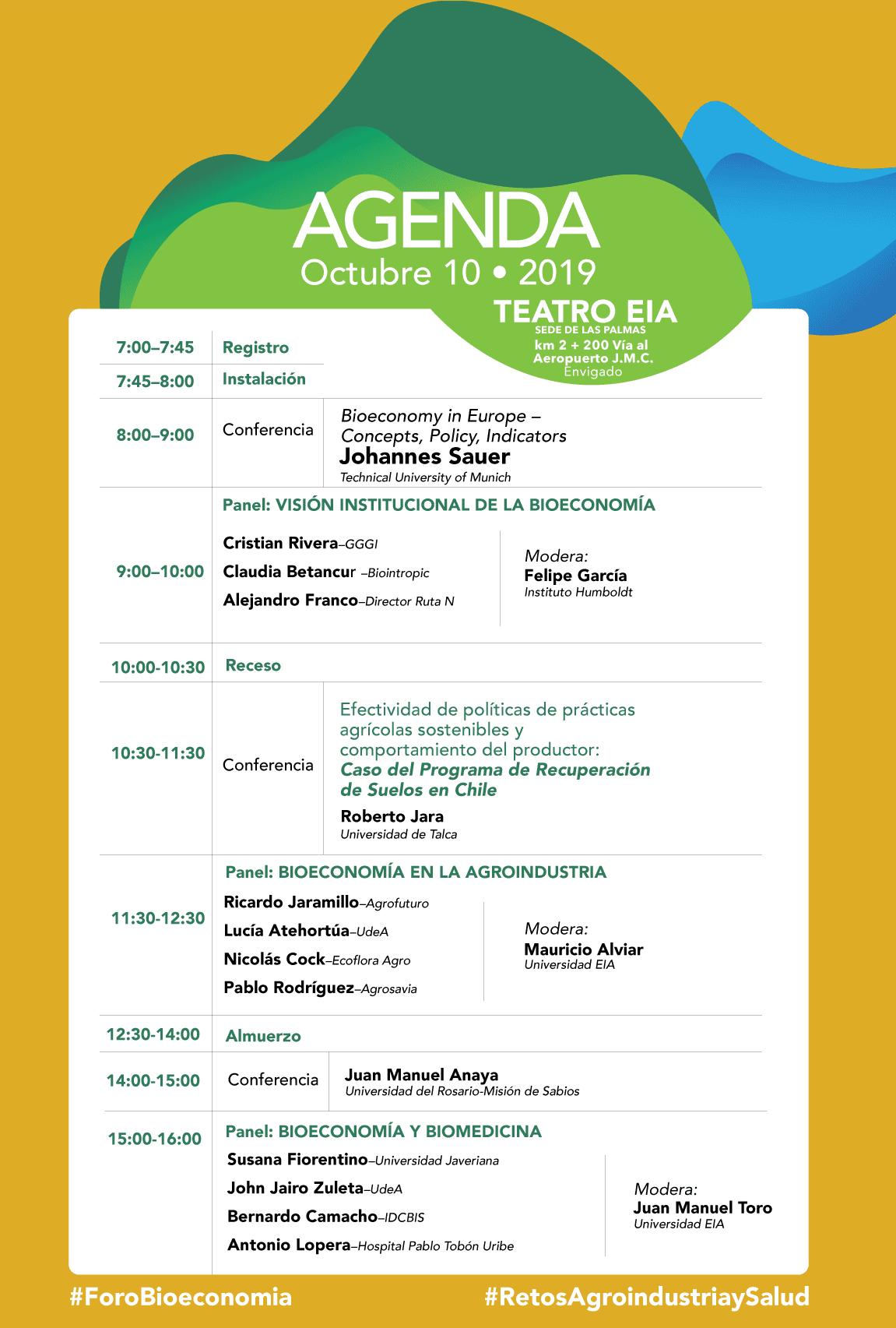 bioeconomia AGENDA4oct