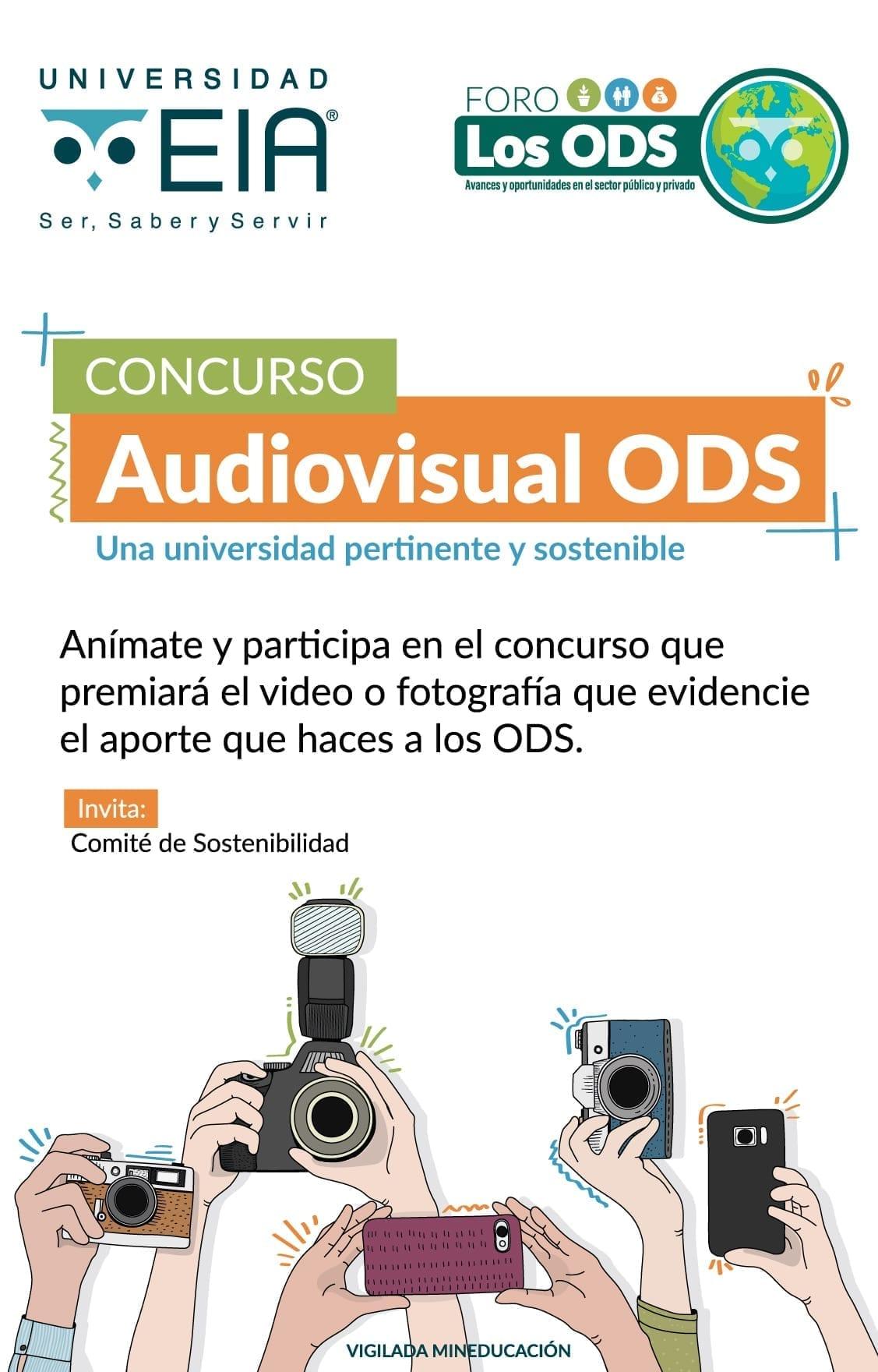 Concurso ODS WEBlanding