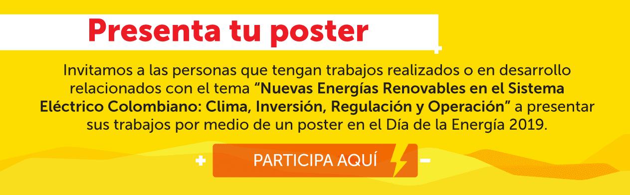 Dia de la energia poster