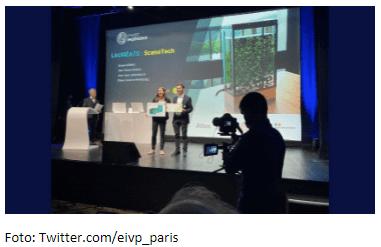Estudiantes de la EIA, ganadores del Premio Ingeniería del Futuro en Francia